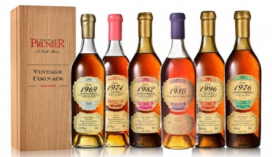 Cognac Prunier Vintage