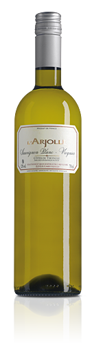 L'Arjolle C�tes de Thongue wit