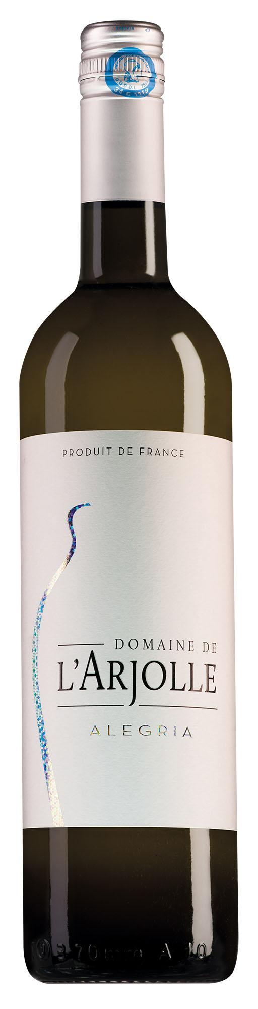 Domaine de l'Arjolle Côtes de Thongue Alegria
