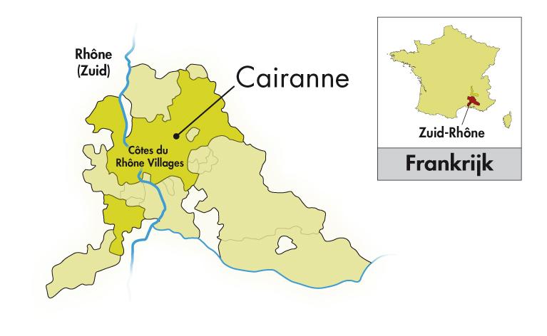 Domaine Alary Cairanne L'Estévenas Blanc
