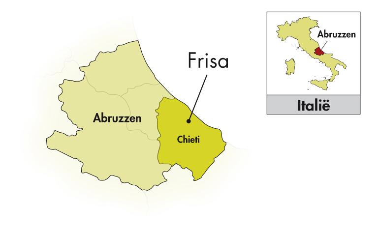 Collefrisio Terre di Chieti Falanghina